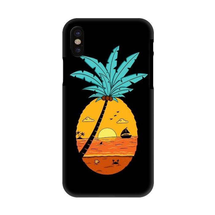 Pineapple Nature Black