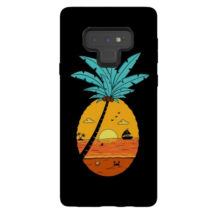 Pineapple Nature Black