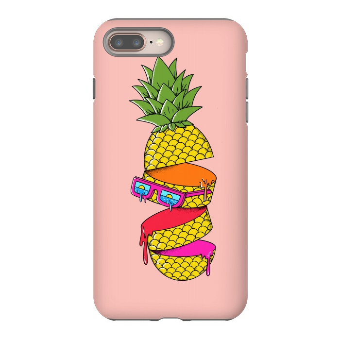 Pineapple Colors Pink