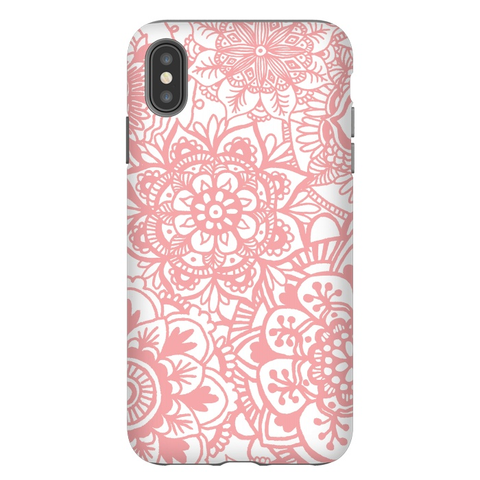 Light Pink Mandala Pattern