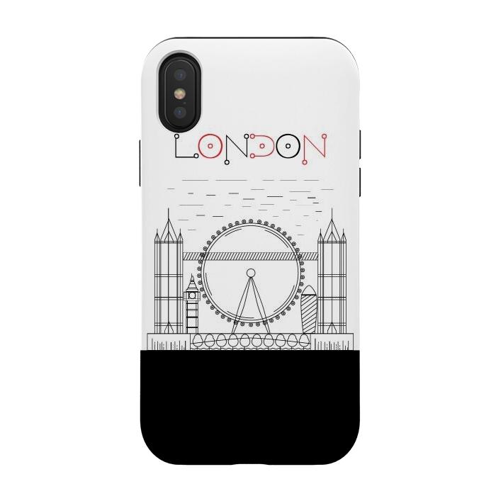 london line art
