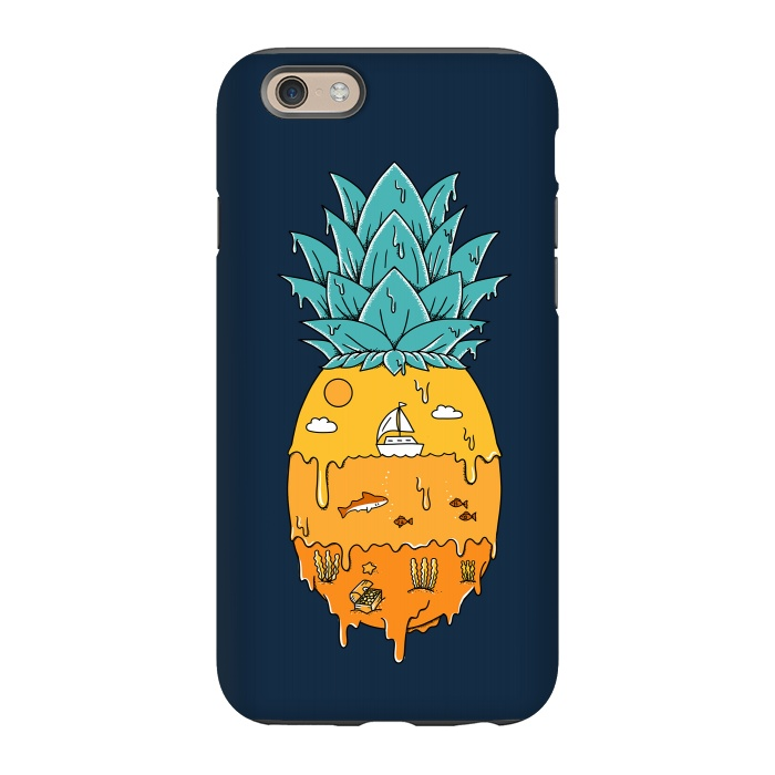 Pineapple Landscape