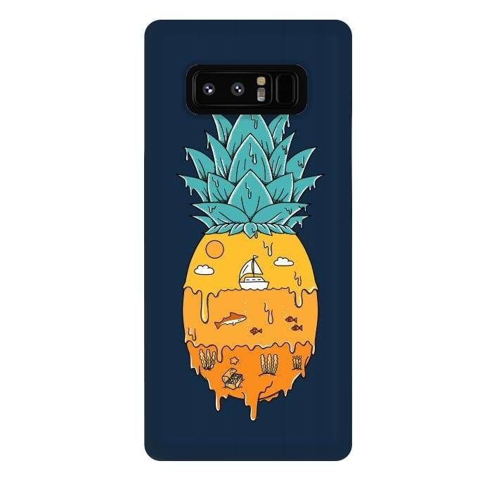 Pineapple Landscape