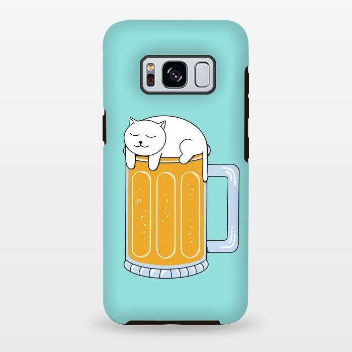 Cat Beer Green
