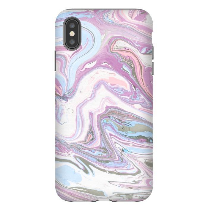 purple marble art