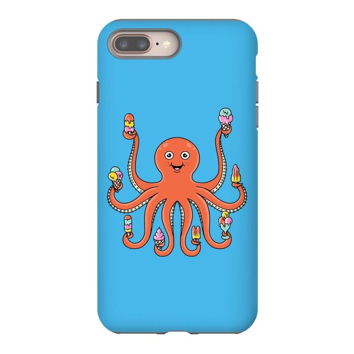 Octopus Ice Creams
