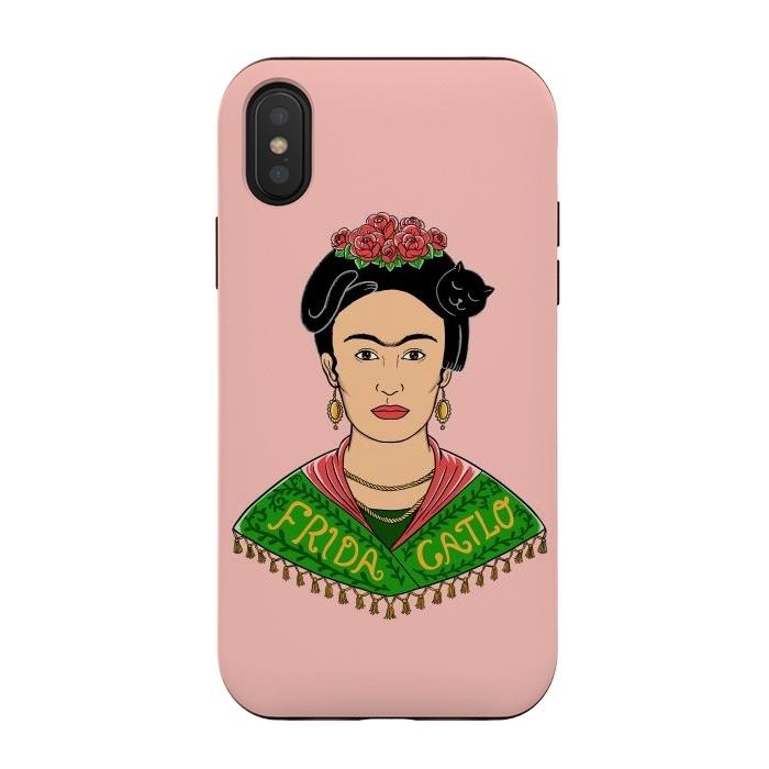 Frida Catlo Pink