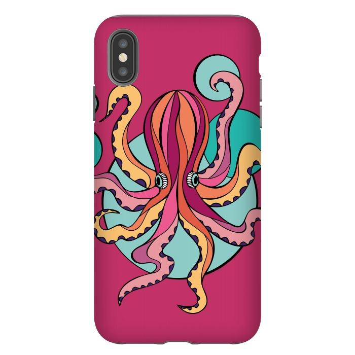 Pink Octopus III