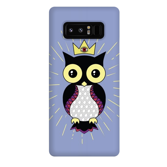 All seeing owl