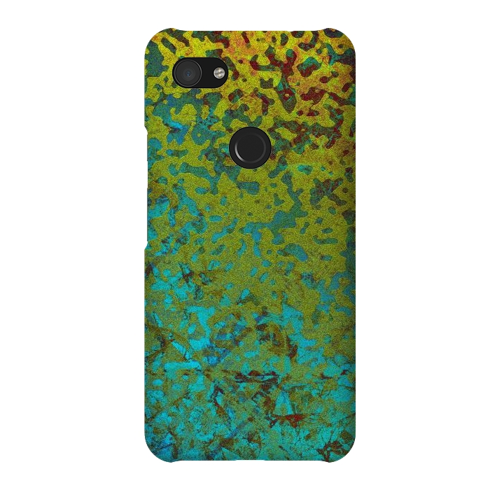 Colorful Corroded Background G292