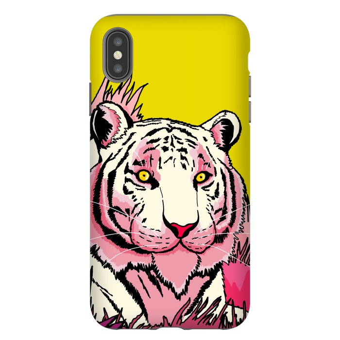 The pink tone tiger