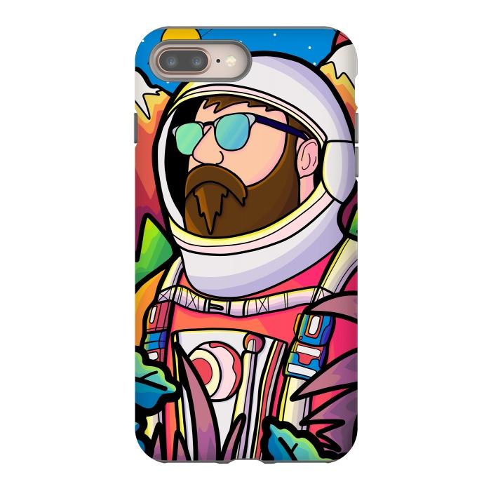 The astronaut explorer