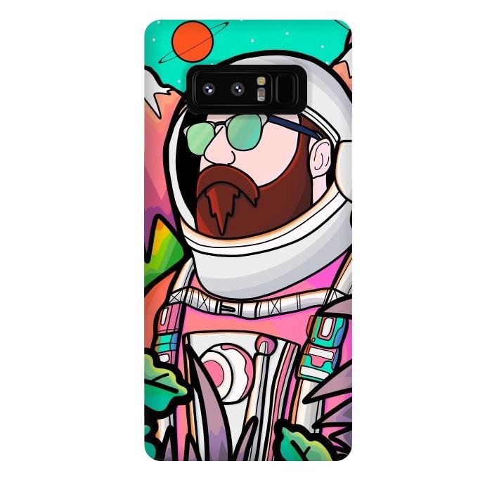 Pastel astronaut