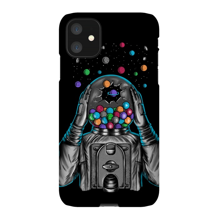 Astronaut Explotion