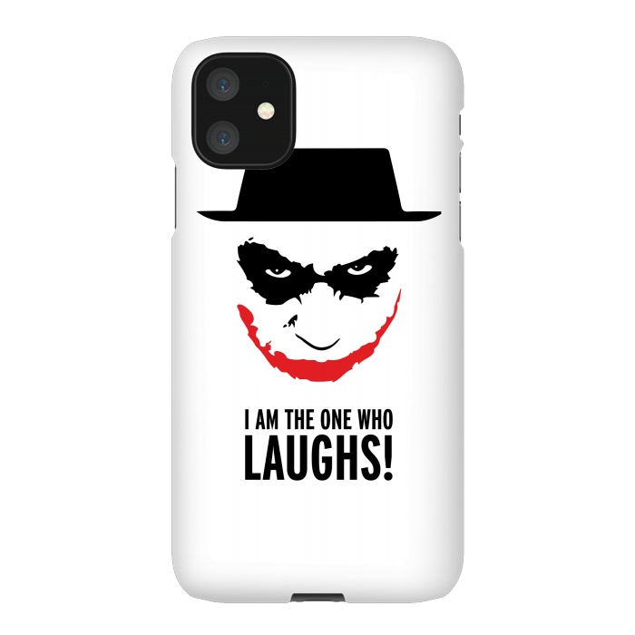 Heisenberg Joker I Am The One Who Laughs Breaking Bad Dark Knight