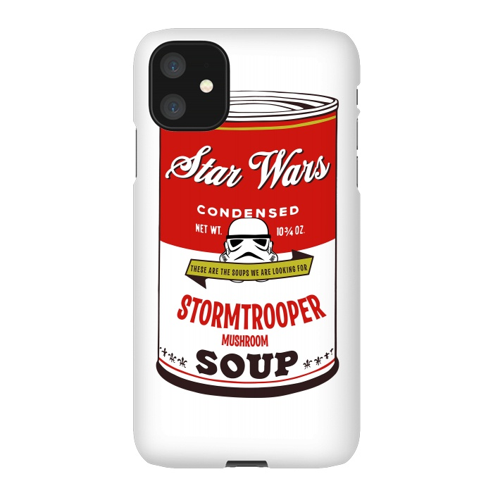 Star Wars Campbells Soup Stormtrooper