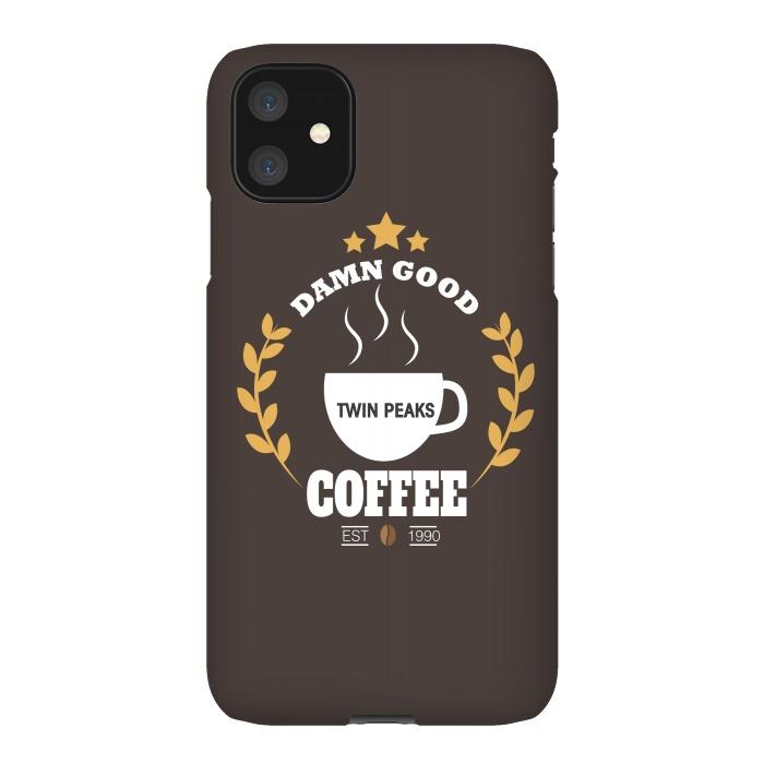 Twin Peaks Damn Good Coffee
