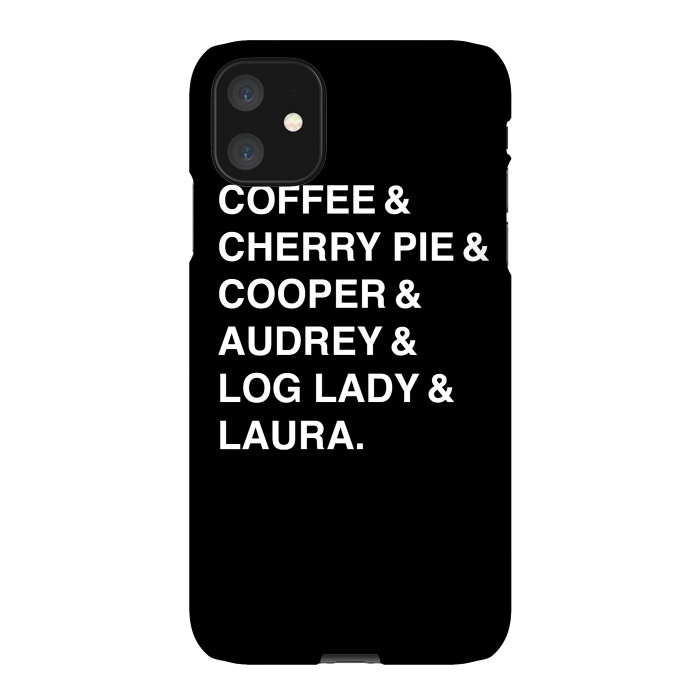 Twin Peaks Coffee & Cherry