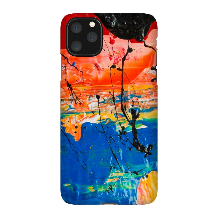 iPhone 11 Pro Max Cases Abstract by Winston