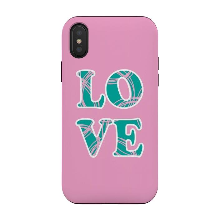 Pink Love Typo