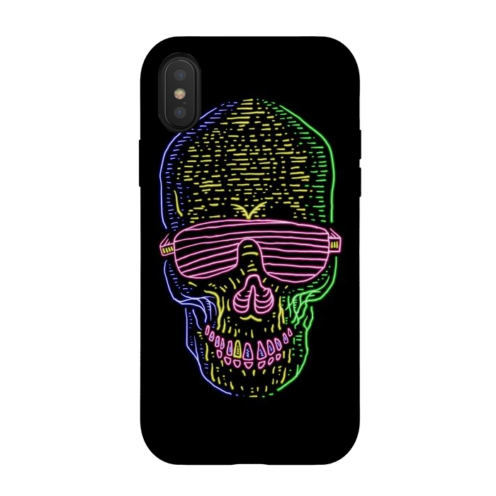 Skull Neon 1