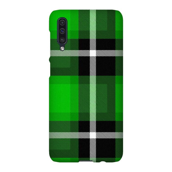 Green Scottish Plaid