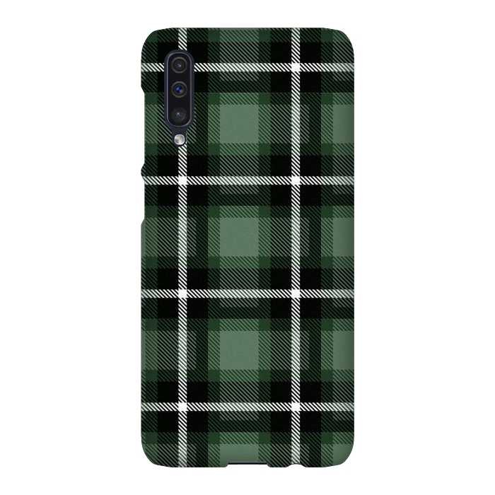 Olive Scottish Plaid