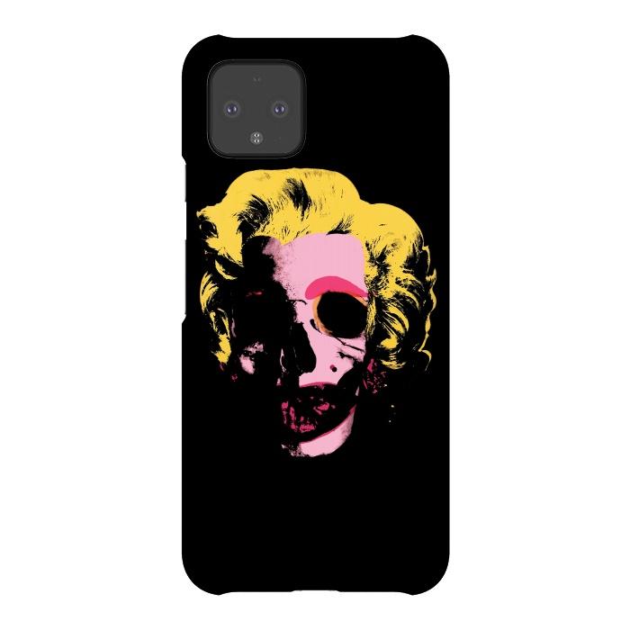Marilyn Monroe Pop Art Skull