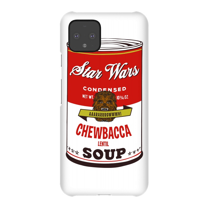 Star Wars Campbells Soup Chewbacca