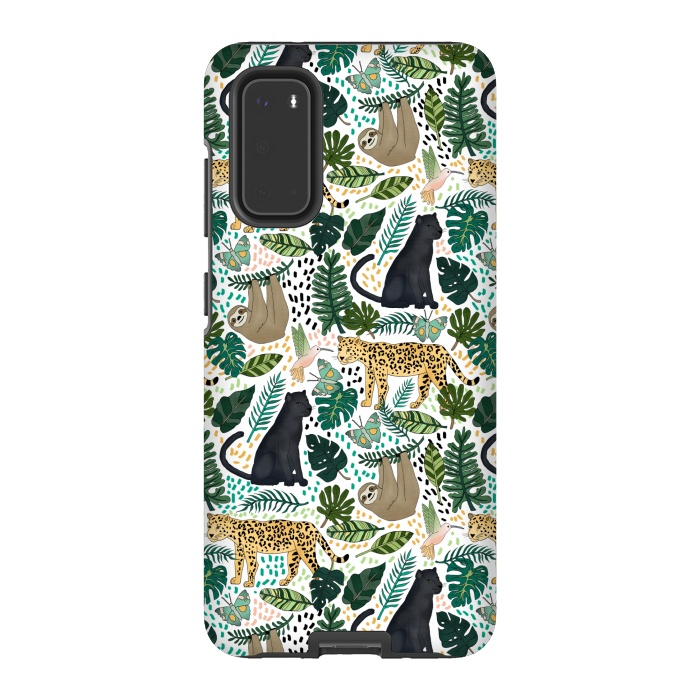 Emerald Forest Animals