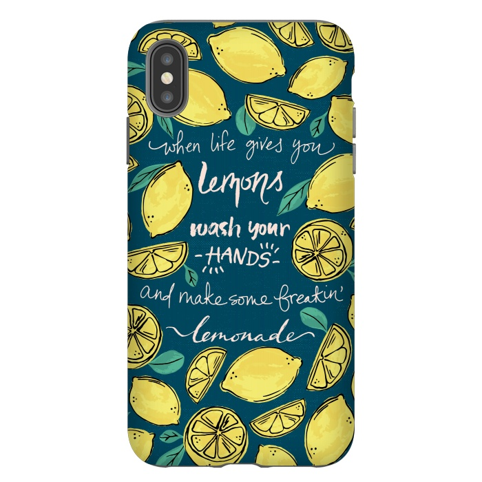 Wash Your Hands & Make Lemonade