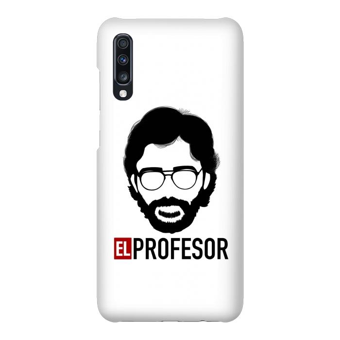 El profesor
