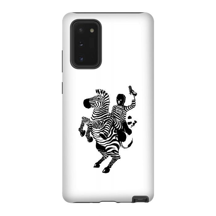 Zebra Ladrão Panda 2