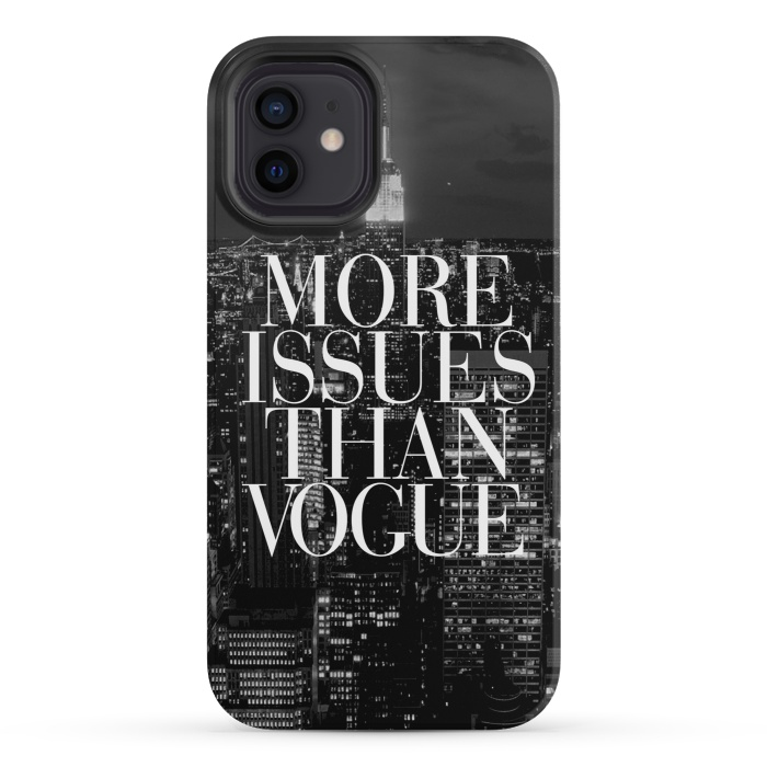 Siphone vogue issues nyc skyline