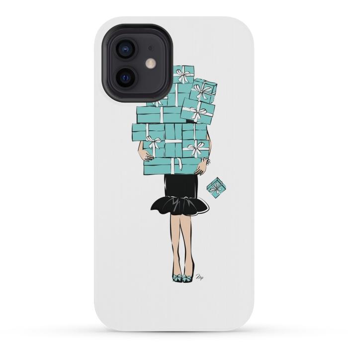 Tiffany's Box Girl