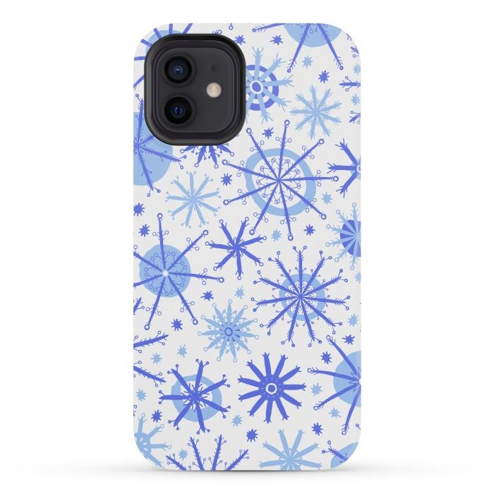 Snowflake Twinkle Blue