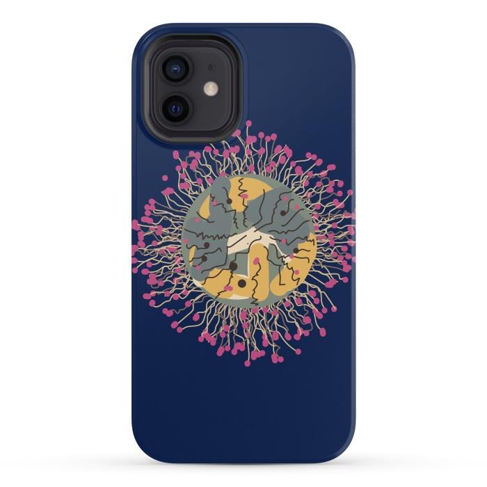 Meduse-fleur