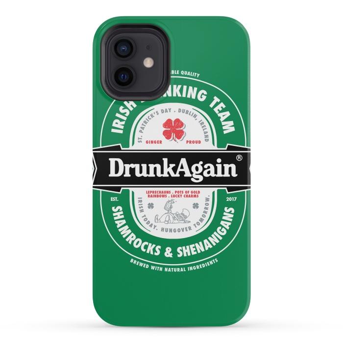 DrunkAgain Beer Label
