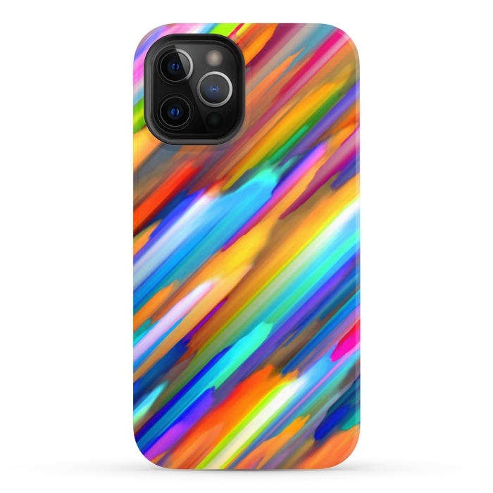 Colorful digital art splashing G391