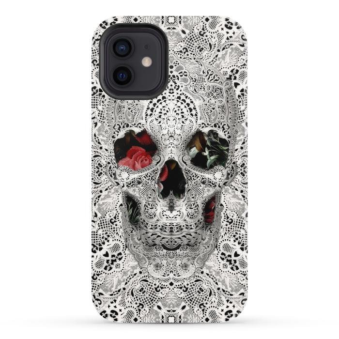 Lace Skull 2