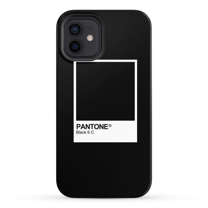 Pantone Black Trendy color