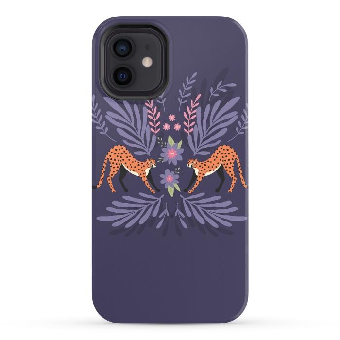 Cheetahs pair purple