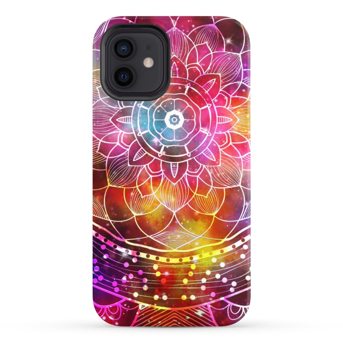 Modern Design Galaxy Mandala