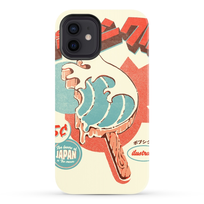 Great Wave Ice Pop