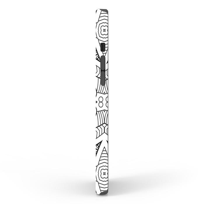 doodle mandala modern art