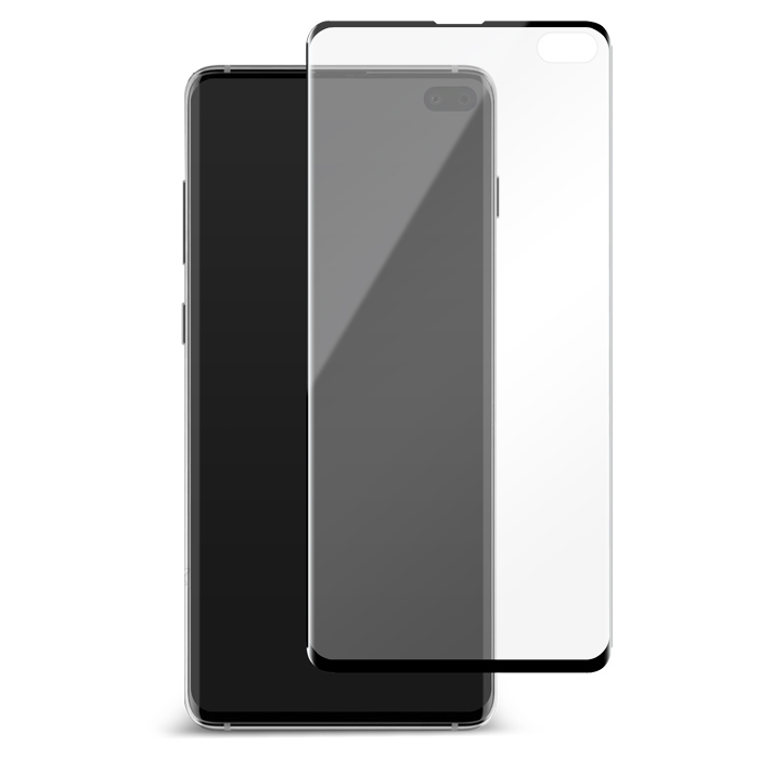 Galaxy S10 plus  Black frame by ArtsCase