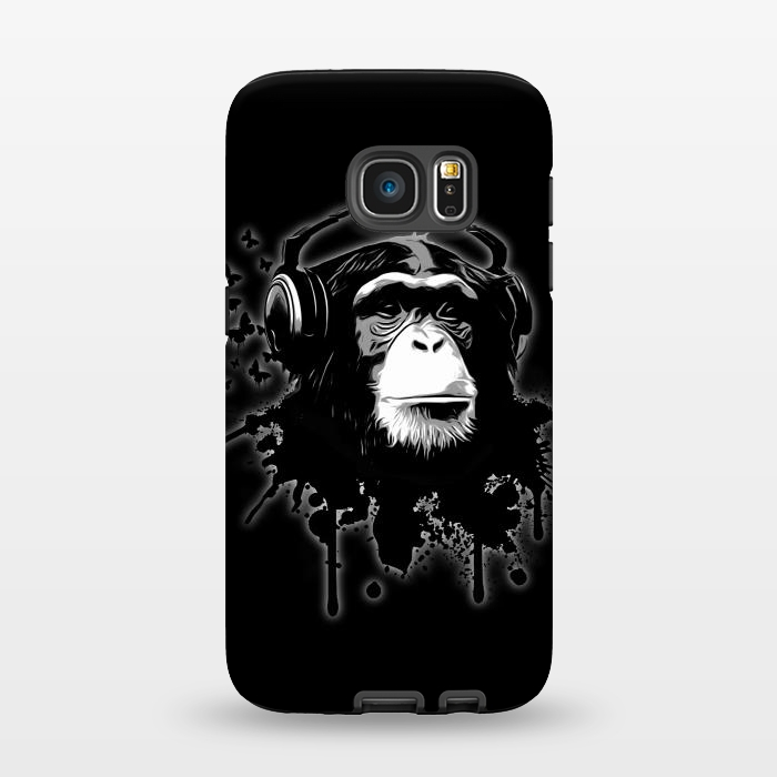 Monkey Business - Black
