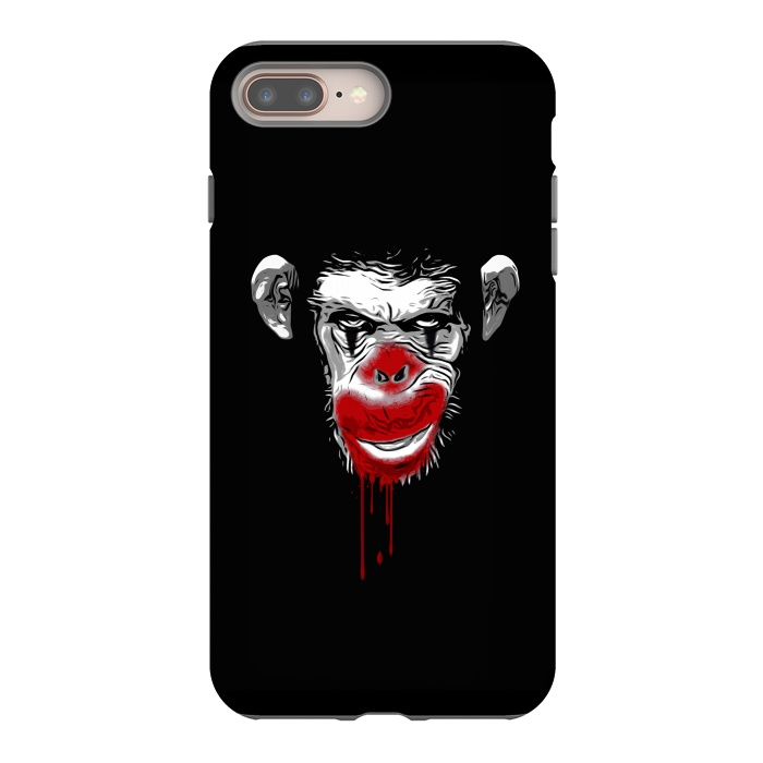 Evil Monkey Clown