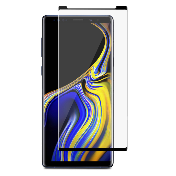 Galaxy Note 9  Clear por ArtsCase