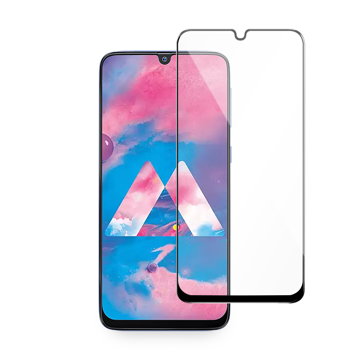 Galaxy M30  Black frame by ArtsCase